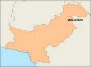 pakistan_blankmap vector map