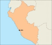 peru_blankmap vector map