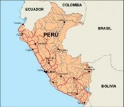 peru_countrymap vector map