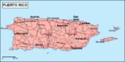 puertorico_geography vector map