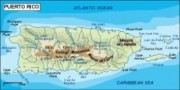 vector map puertorico_topographical
