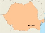romania_blankmap vector map