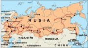 russia_countrymap vector map