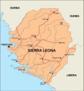 sierraleone_countrymap vector map