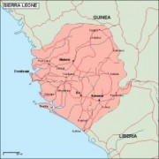sierraleone_geography vector map