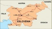 slovenia_countrymap vector map