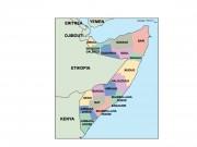 somalia powerpoint map