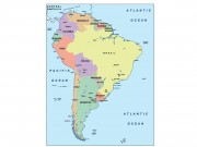 south_america powerpoint map