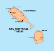 vector map stchristophernevis_countrymap