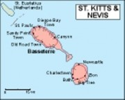 vector map stchristophernevis_geography