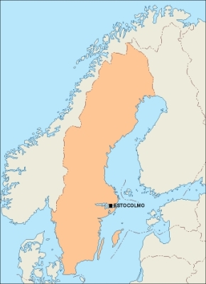 Download Sweden Vector Maps As Digital File Purchase Online Our - Sweden map blank