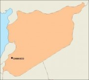 syria_blankmap vector map