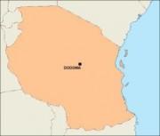 tanzania_blankmap vector map