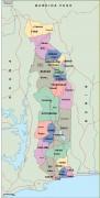 togo_political vector map