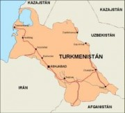 turkmenistan_countrymap  vector mapvector map