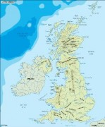 uk_topographical vector map