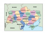 ukraine  powerpoint map