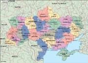 ukraine_political vector map