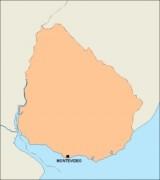 uruguay_blankmap vector map