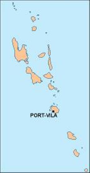 Download Vanuatu Vector Maps As Digital File Purchase Online Our - Vanuatu map download