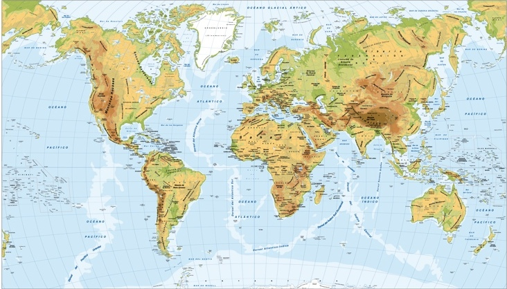 Download world topographical map updated vector illustrator file world topographical world topographical vector map gumiabroncs Choice Image