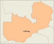 zambia_blankmap vector map